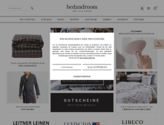bedandroom.com screenshot