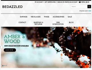 bedazzled-demo.mybigcommerce.com screenshot