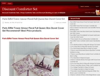 bedbathstore-comforterset.com screenshot