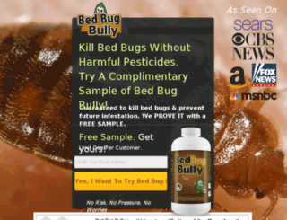 bedbugs.mycleaningproducts.com screenshot