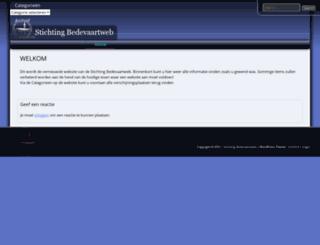 bedevaartweb.com screenshot