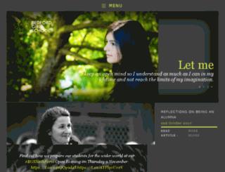 bedfordgirlsschool.co.uk screenshot