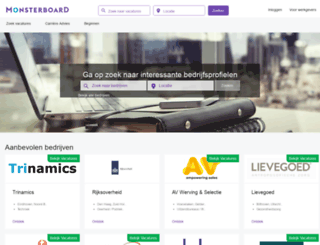 bedrijven.monsterboard.nl screenshot