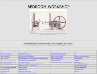 bedroom-workshop.com screenshot