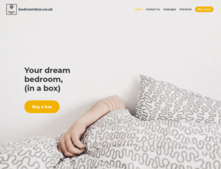 bedroombox.co.uk screenshot