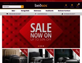 bedsos.co.uk screenshot