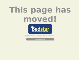 bedstaronline.co.uk screenshot
