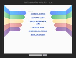 bedtimestoriescollection.com screenshot