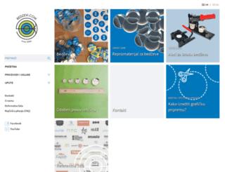 bedzevi.com screenshot