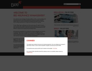 bee.com.mt screenshot