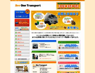 bee1transport.com screenshot