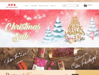 beechenghiang.com.sg screenshot