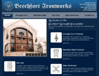beechfort.ie screenshot