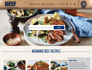beefandlamb.com.au screenshot