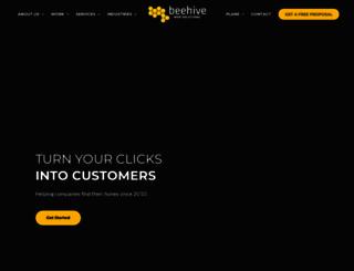 beehivews.com screenshot