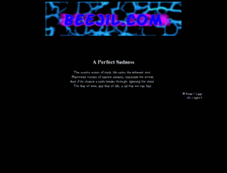 beejil.com screenshot
