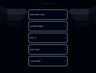 beemp3.com screenshot