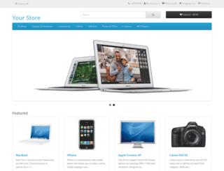 beenetshop.com screenshot