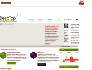 beeotop.org screenshot