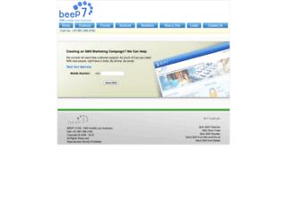 beep7.com screenshot
