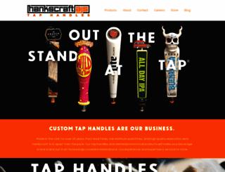 beer-taphandles.com screenshot