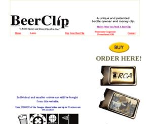 beerclip.com screenshot