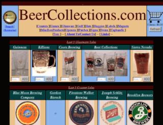 beercollection.com screenshot