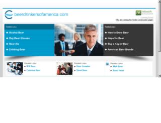 beerdrinkersofamerica.com screenshot
