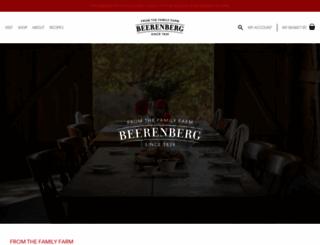 beerenberg.com.au screenshot