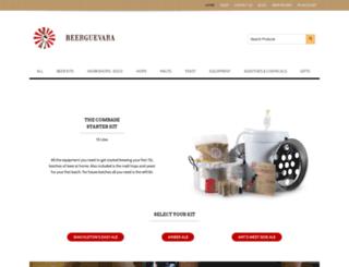 beerguevara.com screenshot