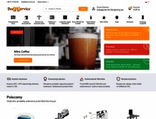 beerservice.pl screenshot