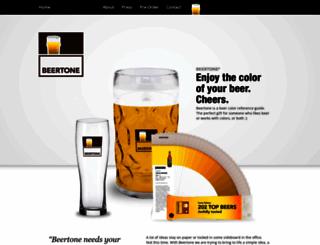 beertone.ch screenshot