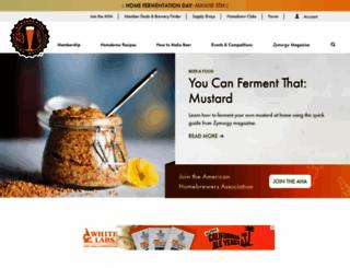 beertown.org screenshot