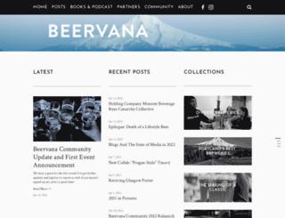 beervana.blogspot.com screenshot