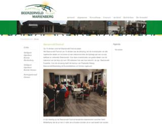 beerzerveldmarienberg.nl screenshot