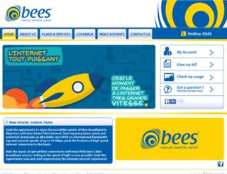 bees.mu screenshot