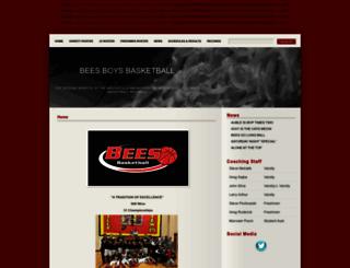 beeshoops.com screenshot