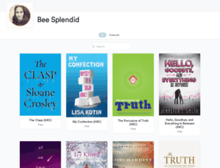 beesplendid.selz.com screenshot