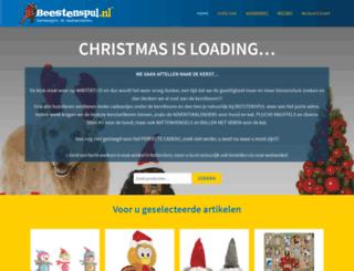 beestenspul.net screenshot