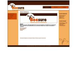 beesure.nl screenshot