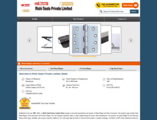 beetahardware.com screenshot
