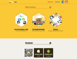 beetalkmobile.com screenshot