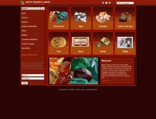 beetatraderslinker.in screenshot