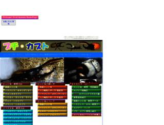 beetle.iinaa.net screenshot