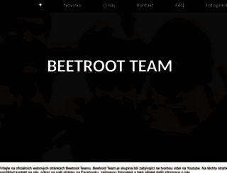 beetroot.g6.cz screenshot