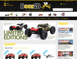 beez2b.com screenshot