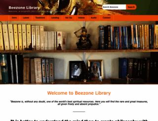 beezone.com screenshot