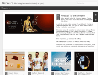 befaure.com screenshot