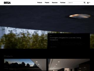 bega-us.com screenshot