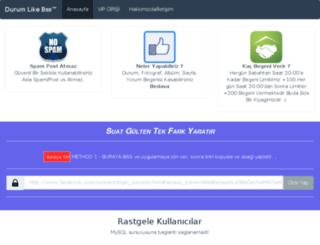 begenelim.com screenshot